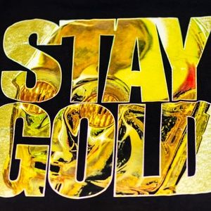 Stay Gold C3PO (M)